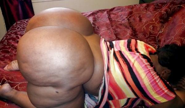 Fotos de negras exibindo suas curvas gordas