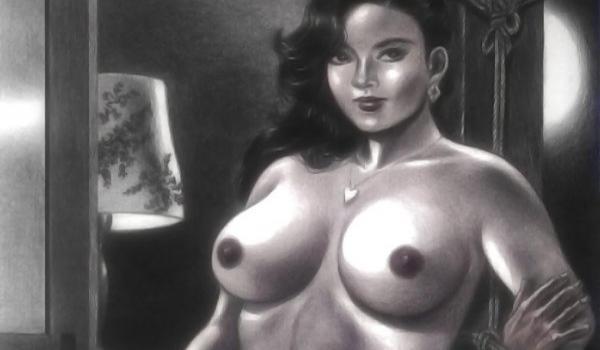 Imagem para Galeria – Desenhos com cenas explicitas