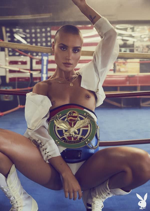lutadora-de-box-sexy-nua-4