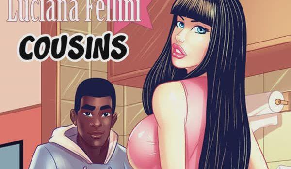 Imagem para Fodeu a priminha gostosa – Quadrinhos eróticos