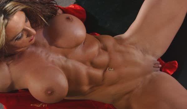 Fotos porno com musculosas gostosas