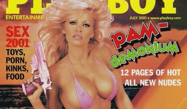 Imagem para Pamela Anderson gostosa na playboy