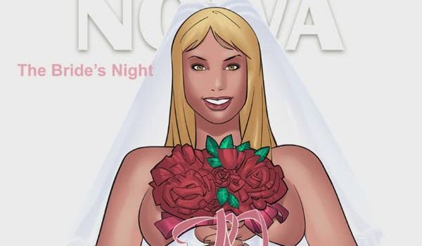 A noite de núpcias da noiva
