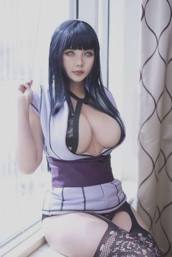 cosplay-gostosa-hana-hinata-1
