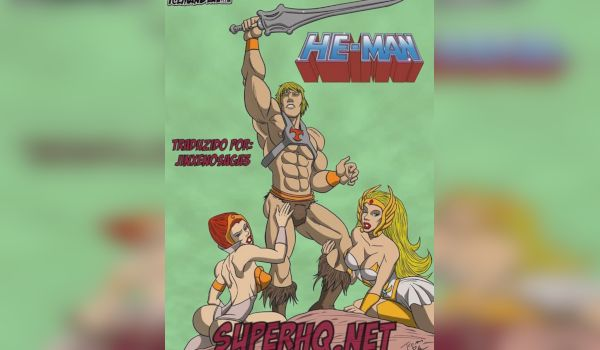 Imagem para He-Man porno