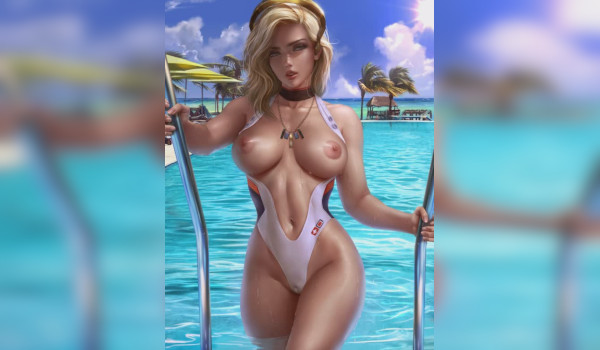 Imagem para Mercy em fotos porno